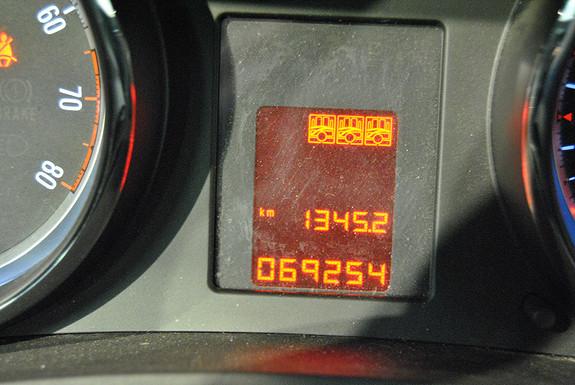 Bilbilde: Opel Meriva