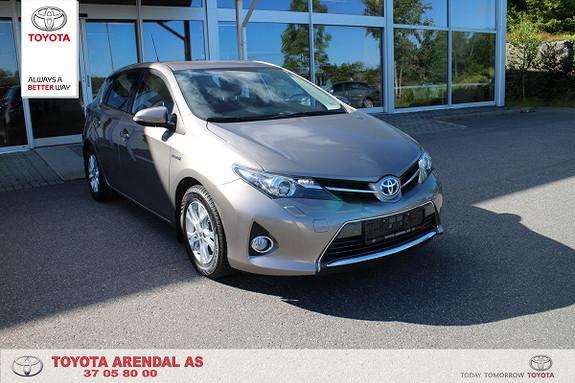 Toyota Auris 1,8 Hybrid E-CVT Active Go navi Meget pen bil Dab +  2013, 49000 km, kr 199000,-