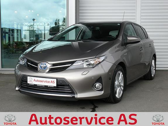 Toyota Auris 1,8 Hybrid E-CVT Executive  2013, 54000 km, kr 199000,-