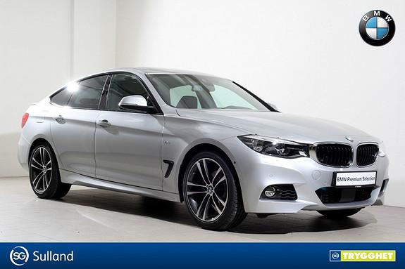 BMW 3-serie 320d xDrive GT 190hk 100 Edition aut M-NAVI-HUD-LED++