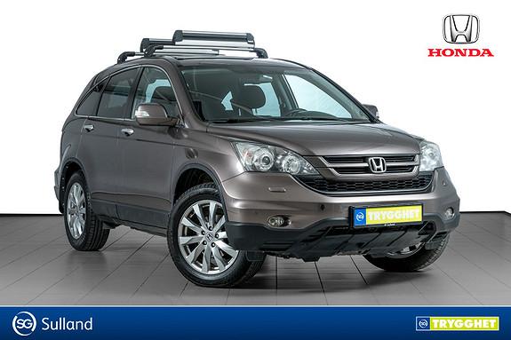 Honda CR-V 2,2 i-DTEC Elegance Lifestyle AT HENGERFESTE-KUPEVARMER