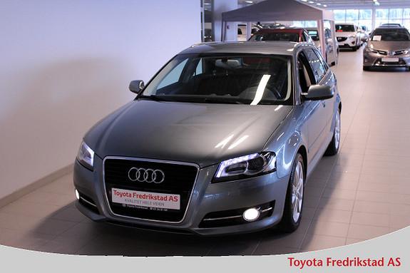 Audi A3 Sportback 1,4 TFSI S tronic Ambition  2012, 57518 km, kr 189000,-