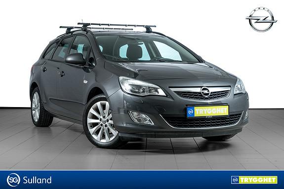 Opel Astra 1,4 Turbo 120hk S/S Edition Sports T. kamp HENGERFESTE