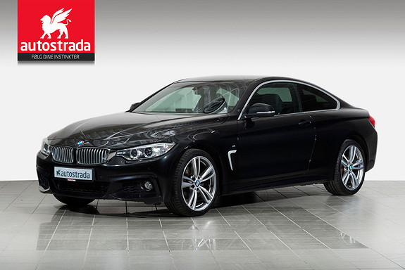 BMW 4-serie 420xDrive Coupe M-sport