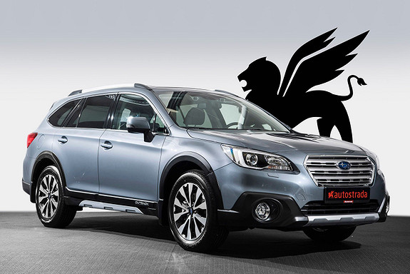 Subaru Outback 2.5i Aut. Premium Offroadpakke H.feste