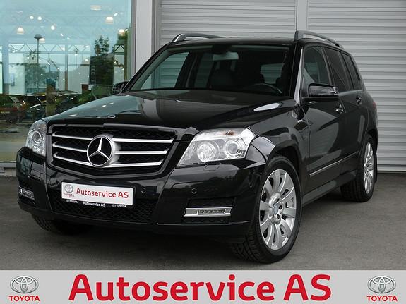 Mercedes-Benz GLK 220 BlueTEC 4M aut.  2012, 103000 km, kr 329000,-