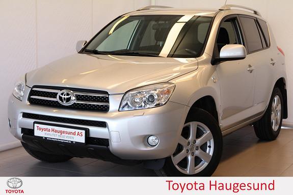 Toyota RAV4 2,2 D-4D 136hk DPF Cross Sport Cruise, autoklima, Tecty  2009, 112476 km, kr 155000,-