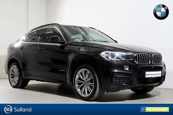 BMW X6 xDrive 40d M-sport 313hk-Individual -Se utstyrsliste!
