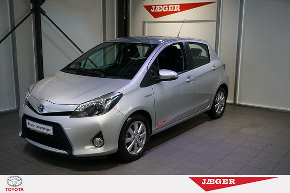 Toyota Yaris 1,5 Hybrid Active  2012, 85900 km, kr 139000,-