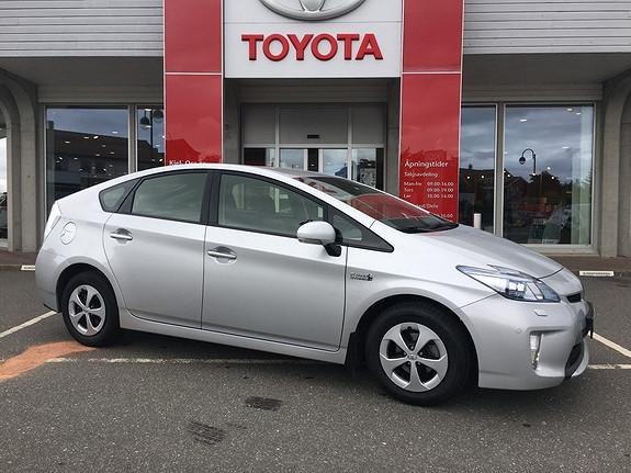 Toyota Prius 1,8 VVT-i Plug-in Hybrid Premium Jubileumskampanje!  2012, 54283 km, kr 219000,-