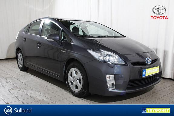 Toyota Prius 1,8 VVT-i Hybrid Executive Navi-Ryggekamera-Aut. Klima