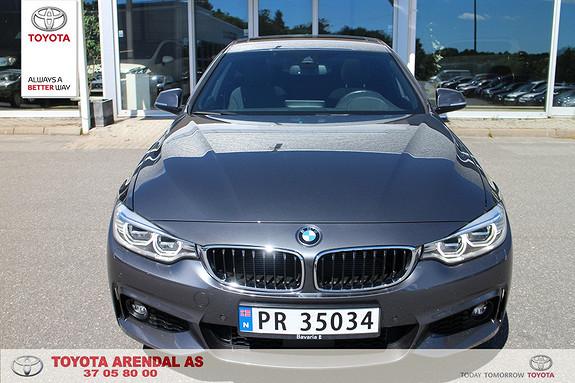 BMW 4-Serie 420i xDrive Coupé aut service inkludert til 100.000km 1  2016, 17500 km, kr 499000,-