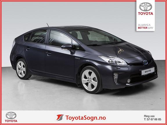 Toyota Prius 1,8 VVT-i Hybrid Advance  2014, 47902 km, kr 219000,-