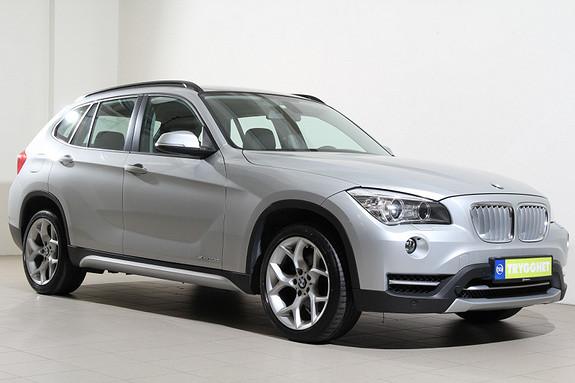 BMW X1 xDrive20d (184hk) aut Xline-Navi-Krok-DAB+-AdaptiveLys