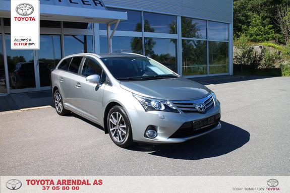 Toyota Avensis 1,8 147hk Advance Multidrive S  2012, 81000 km, kr 199000,-