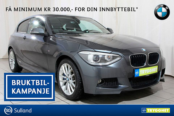 BMW 1-serie 120d xDrive 184hk