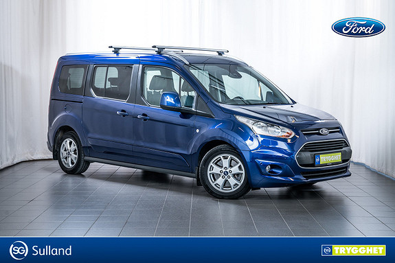 Ford Grand Tourneo Connect 1.6 TDCi 115 hk Titanium 7-seter