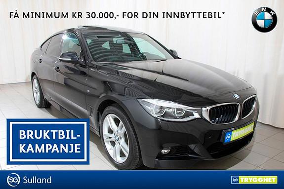 BMW 3-serie 320d xDrive GT aut M Sport, Pano