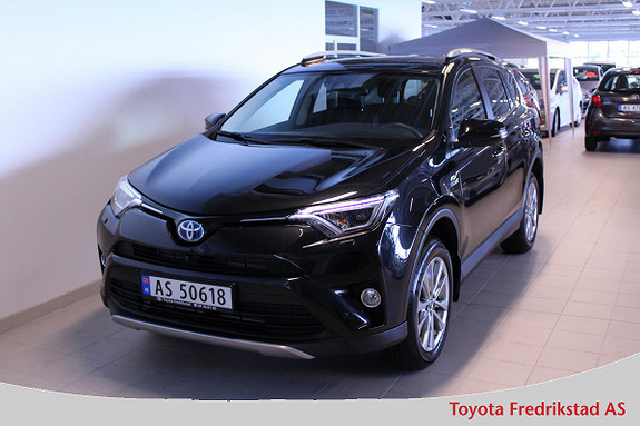 Toyota RAV4 Hybrid AWD Executive  2016, 6161 km, kr 479000,-