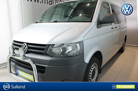 Volkswagen Transporter 2,0 TDI 140hk 4M lang chassis WEBASTO, BLUETOOTH, AC