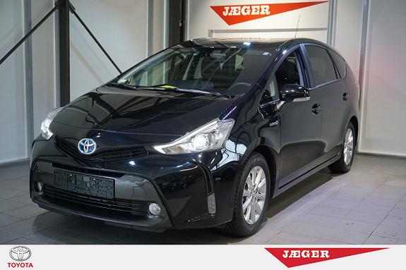 Toyota Prius 1,8 VVT-i Hybrid Executive skinnseter-Navigasjon  2016, 19500 km, kr 339000,-
