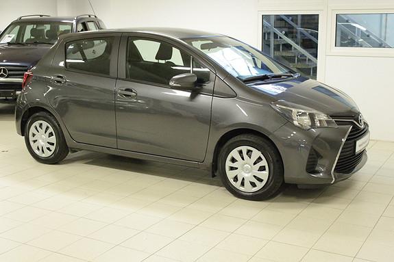 Toyota Yaris 1,33 Active  2015, 32000 km, kr 179000,-