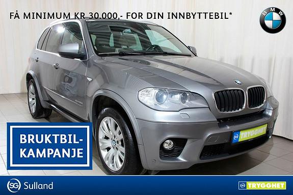 BMW X5 xDrive30d (211hk) Se utstyr! M Sport, Norsksolgt