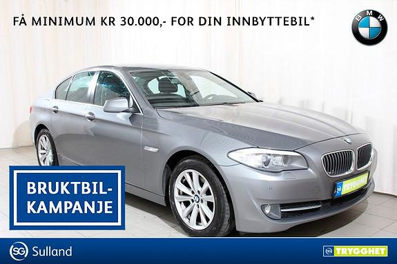 BMW 5-serie 520d (184hk) Automat Mye for pengene!