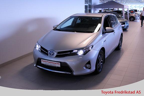 Toyota Auris 1,8 Hybrid E-CVT Active+  2014, 39700 km, kr 229000,-