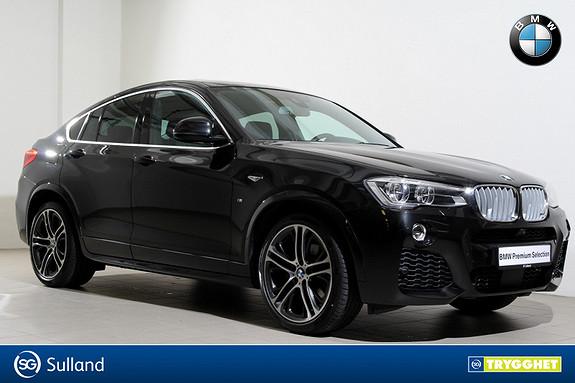 BMW X4 xDrive20d 100 Edition aut Norsk Bil med ALT utstyr+++