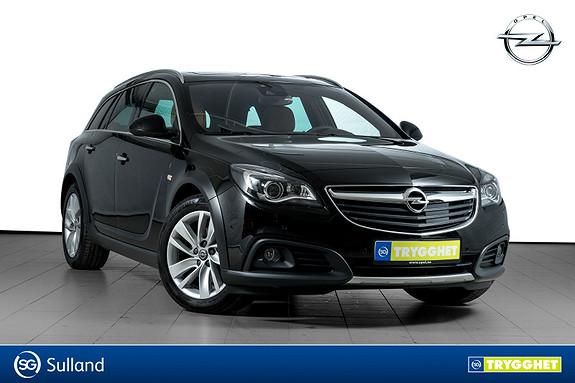 Opel Insignia Country Tourer 2,0 CDTi 170hk Premium aut 2000KG HENGERVEKT-PARKVARMER