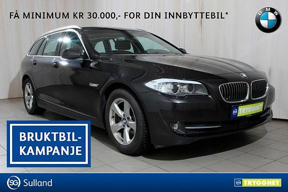 BMW 5-serie 520d Touring (163hk) Automat el.hengerfeste,dab,navigas