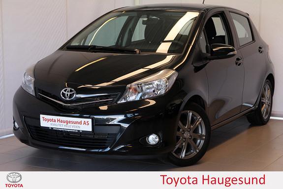 Toyota Yaris 1,33 Style Multidrive S Navi, kamera, Bluetooth, Tectyl  2012, 31378 km, kr 149000,-