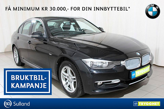 BMW 3-serie 320d 163hk 1 eiers bil med service historikk.