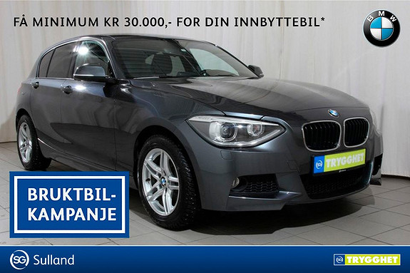 BMW 1-serie 114d Advantage Edition M sport, Xenon