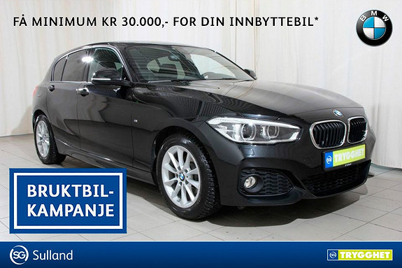 BMW 1-serie 116i Msport,hifi,dab+ nydelig bil+
