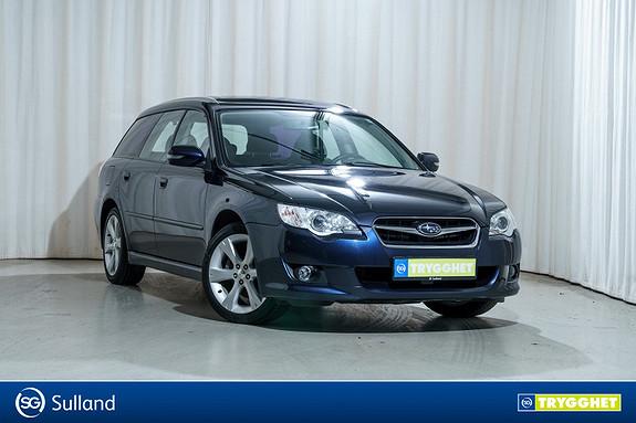 Subaru Legacy 2.0R FQ Velholdt!