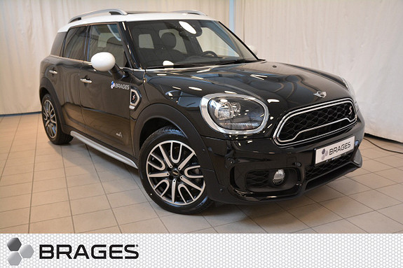 MINI Countryman Cooper S ALL4 aut, NORSK JCW NAVI PANO AD.CRUISE +++  2017, 3 500 km, kr 599 000,-