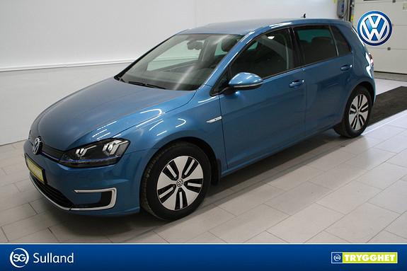 Volkswagen Golf 115 hk Demobil,mye utstyr,Skinn,DAB+,LED,kamera,8 alu,