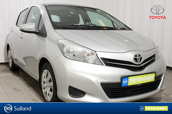 Toyota Yaris 1,33 Active