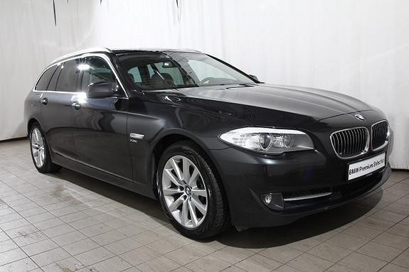BMW 5-serie 525d xDrive Aut NAVI-HeadUp-Pano-komf.seter-HiFi-Ad.X