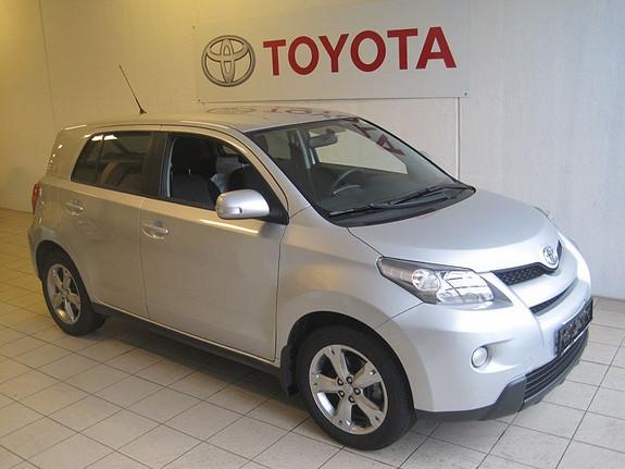 Toyota Urban Cruiser 1,4 D-4D Dynamic AWD Lav km 1 eiers bil med h feste  2013, 21000 km, kr 179000,-