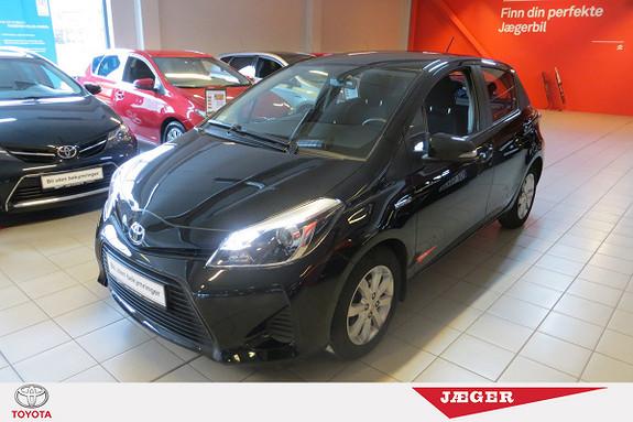 Toyota Yaris 1,5 Hybrid Active M. Ryggekamera og DAB+  2014, 47900 km, kr 179000,-
