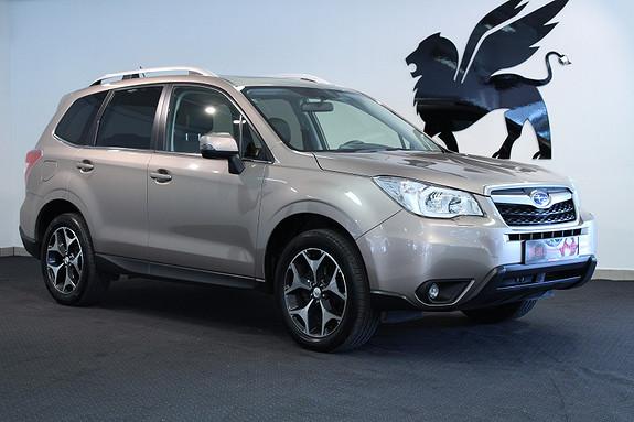 Subaru Forester 2.0i 150hk Aut. Premium AWD Navi H.feste DAB