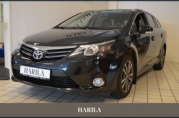 Toyota Avensis 1,8 147hk Adv. InBusiness 2.0 M-drive S  2014, 23820 km, kr 299000,-