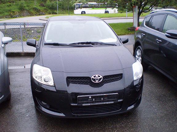 Toyota Auris Sol  2008, 112500 km, kr 88660,-
