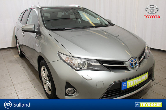 Toyota Auris Touring Sports 1,8 Hybrid Active+