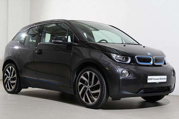 BMW i3 60Ah -LED-NAVI-DAB+-Kamera-Hurtiglader-PDC-Norsk++