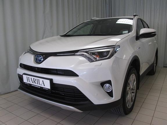 Toyota RAV4 Hybrid AWD Executive  2016, 21414 km, kr 479000,-