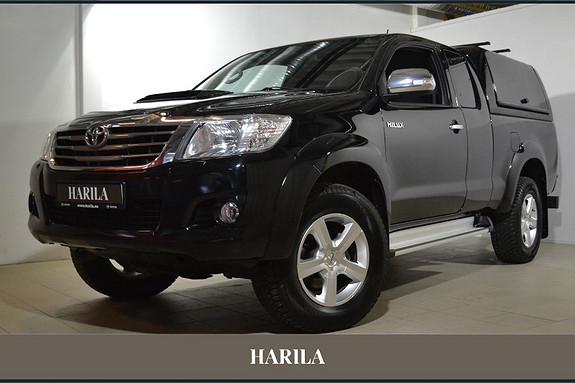 Toyota HiLux D-4D 143hk X-Cab 4wd SR5  2015, 33467 km, kr 339000,-